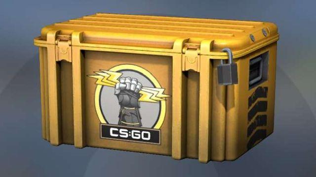 Как получить кейсы в CS:GO