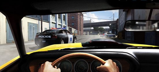 Driver: San Francisco  screen