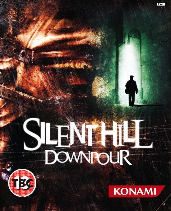 Silent Hill: Downpour boxart
