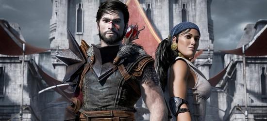 Dragon Age II art