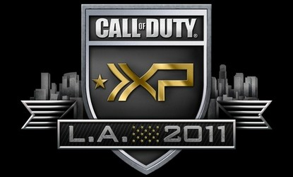 Call of Duty XP logo