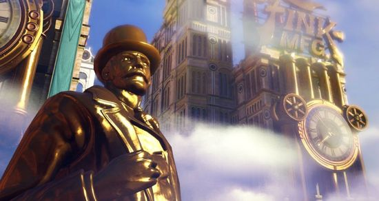BioShock: Infinite screen