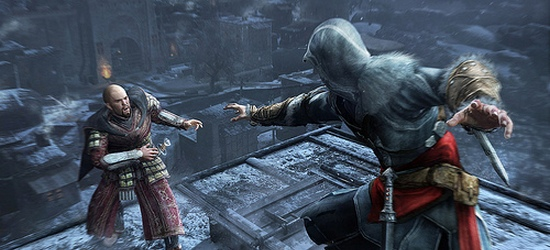 Assassin's Creed: Revelations screen