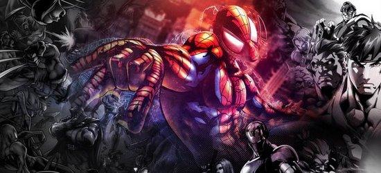 Ultimate Marvel vs. Capcom 3 art