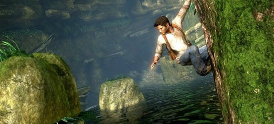 Uncharted: Drake's Fortune  screen
