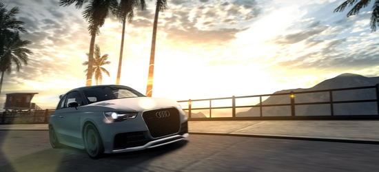 Audi A1 Clubsport Quattro в Need for Speed: World