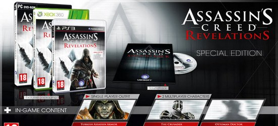 Assassin's Creed: Revelations Special Edition