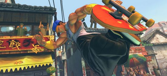 Super Street Fighter IV Arcade Edition  screen