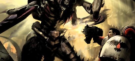 Dawn of War III концепт-арт