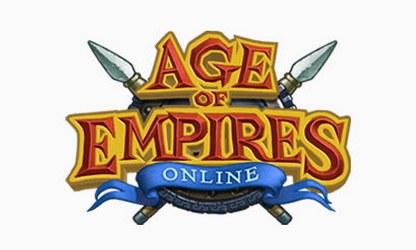 логотип Age of Empires Online