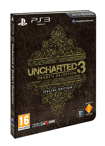 Uncharted 3: Drake's Deception Special Edition