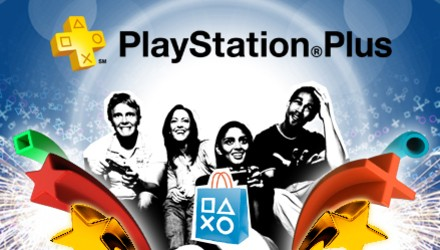 логотип PlayStation Plus