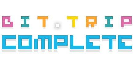 Bit.Trip Complete  logo