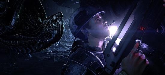 Aliens: Colonial Marines  screen