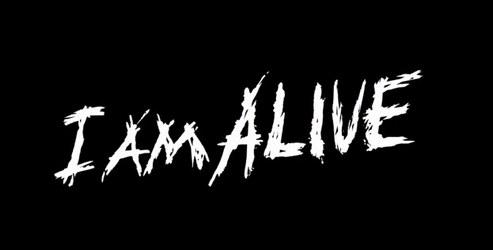 I Am Alive  logo