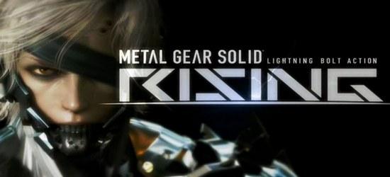 логотип Metal Gear Solid: Rising