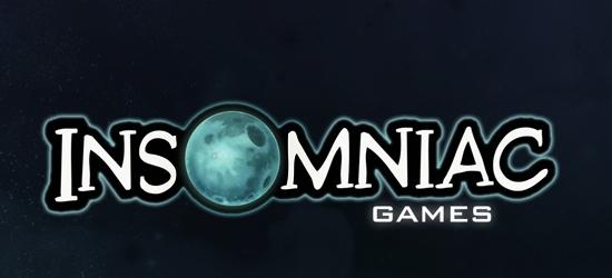 логотип Insomniac Games