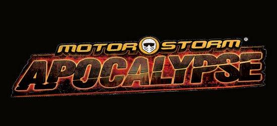 логотип MotorStorm: Apocalypse