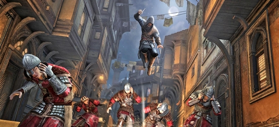 концепт-арт Assassin's Creed: Revelations