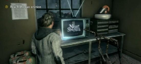 скриншот Alan Wake: Night Springs