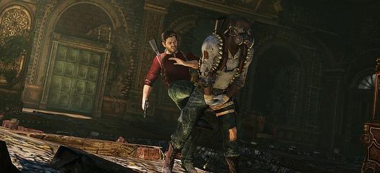 скриншот из Uncharted 3