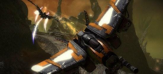 скриншот из Starhawk
