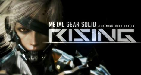 концепт-арт Metal Gear Solid: Rising