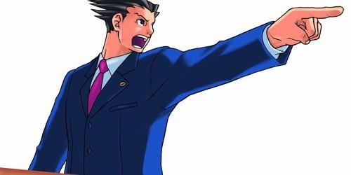 персонаж Phoenix Wright: Ace Attorney