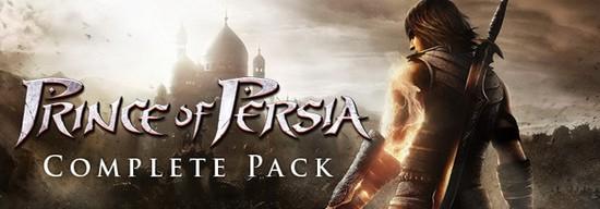 логотип Prince of Persia
