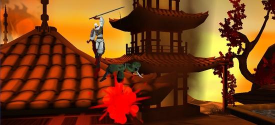 скриншот Shinobi для 3DS