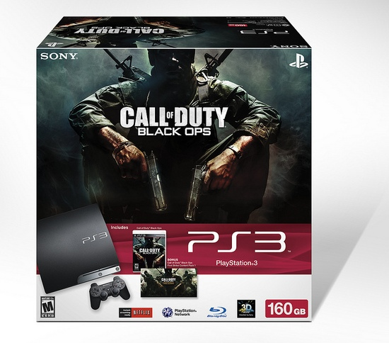 фотография PS3 Call of Duty: Black Ops Bundle