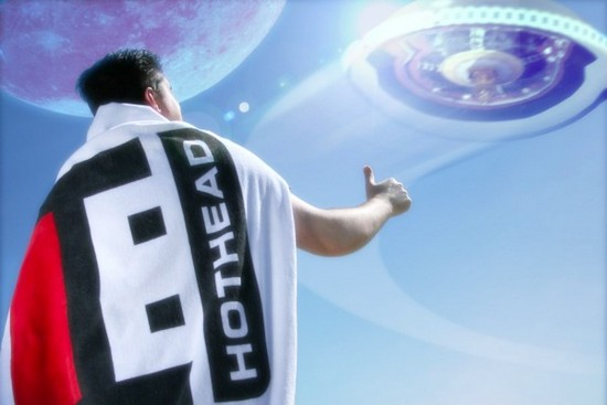 тизер игры Hitchhiker's Guide to the Galaxy