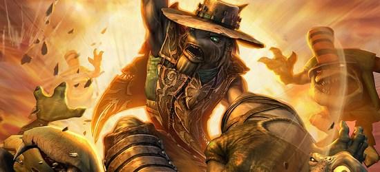 концепт Oddworld: Stranger's Wrath HD