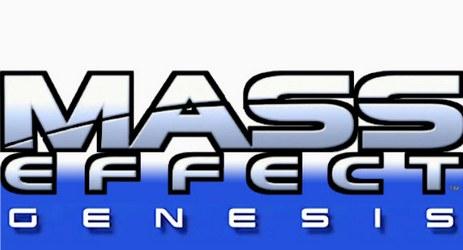 логотип Mass Effect: Genesis