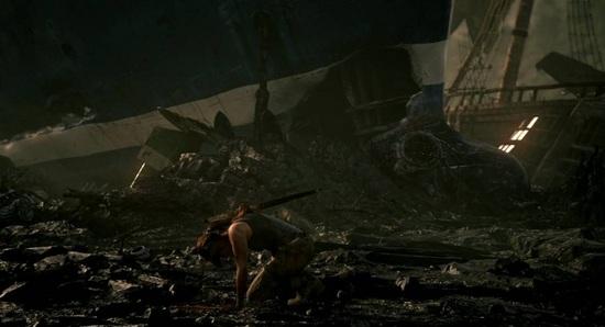 CG-трейлер Tomb Raider