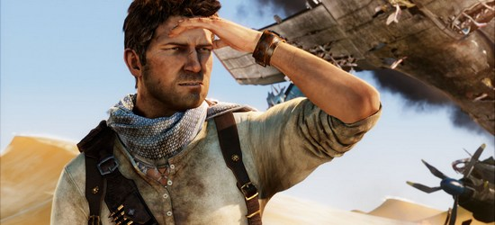 Uncharted 3: Drake's Deception  screen
