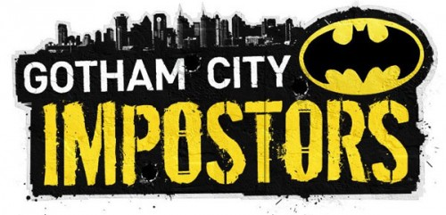 Gotham City: Impostors logo