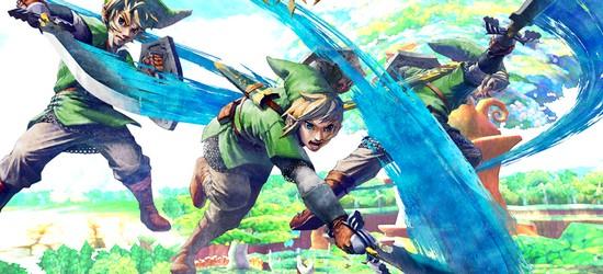 The Legend of Zelda: Skyward Sword art