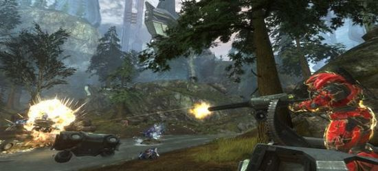 Halo: Combat Evolved Anniversary screen