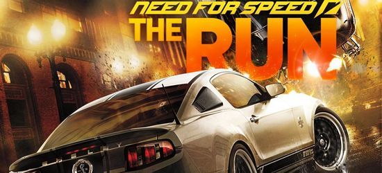 Need for Speed: The Run logo