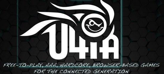 U4iA Games logo
