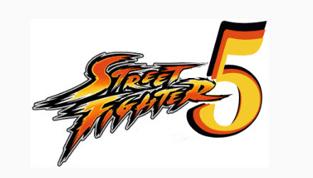 Street Fighter 5 logo