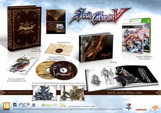 Soul Calibur Collector's Edition