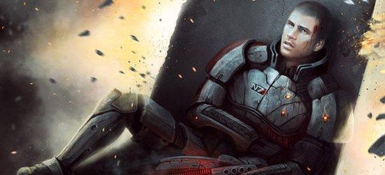 Mass Effect 3 art