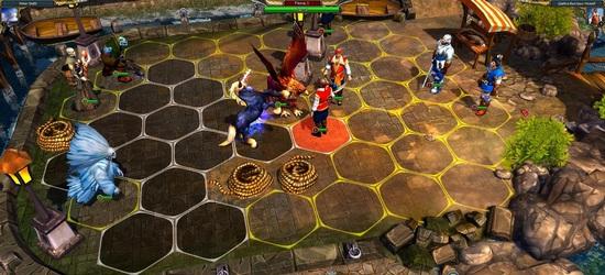 King's Bounty: Legions screen