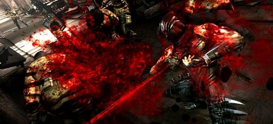 Ninja Gaiden 3 screen
