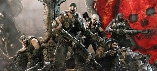 Gears of War screen