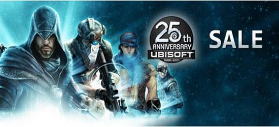 Ubisoft 25 years