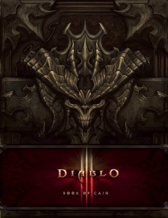 Diablo III: Book of Cain cover