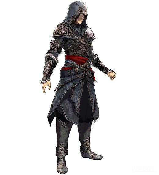 Ezio art
